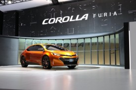 Toyota Corolla Furia Concept Debuts at the Detroit Auto Show [video]