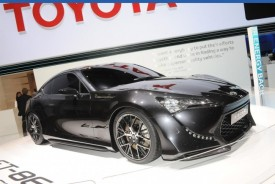 Geneva 2011: Toyota FT-86 II Concept Paves The Way For New Sports Model In 2012
