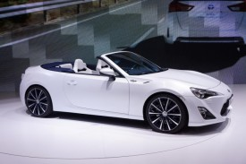 Toyota FT-86 Open Concept Would Be a Great Car for the Coming Summer