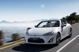 Toyota FT-86 Open Concept Revealed Ahead of Geneva Debut
