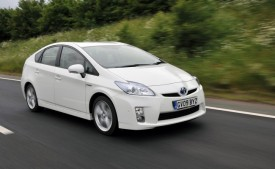 Toyota Hybrid Vehicle Sales Pass Three Million