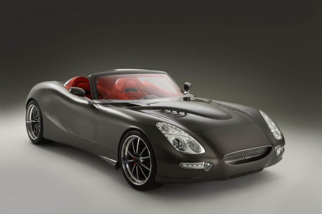 Trident Iceni Grand Tourer Revealed Ahead Of Salon Prive 2012