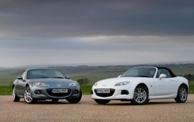 New Upgraded Mazda MX-5 Priced From £18,495
