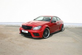 Väth Supercharges Mercedes C63 AMG Black Series To 756hp