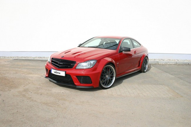 Mercedes C63 AMG Black Series by Väth