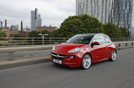 Vauxhall Adam Cabrio Coming Soon