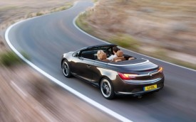 Vauxhall Cascada Priced From £23,995