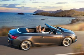 Vauxhall Cascada Revealed – First Pictures & Details