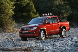 Volkswagen Amarok Canyon Special Edition Debuts In Hanover