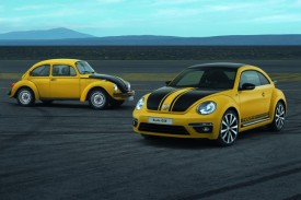 Volkswagen Beetle GSR Limited Edition Debuts at the Chicago Auto Show