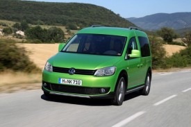 Volkswagen Caddy Cross Revealed