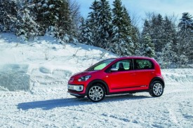 Volkswagen Cross Up! Revealed