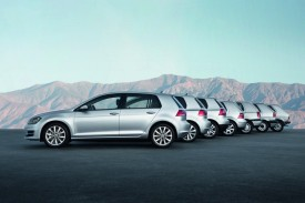 How the Volkswagen Golf became an icon