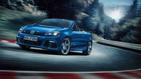 Volkswagen Golf VI R Cabriolet Revealed, Priced at £38,770