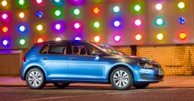 New Volkswagen Golf is the World car of the Year 2013