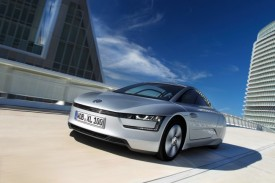 Production-ready Volkswagen XL1 Revealed Ahead of Geneva Debut