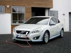 Volvo Developing New Fast-Charger For Electric Cars