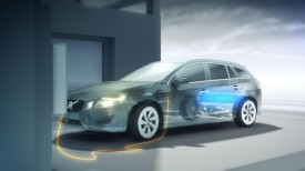 Volvo V60 Plug-in Hybrid On Sale By 2012