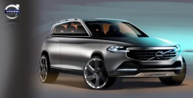 Volvo Confirms Next-generation XC90 for Late 2014