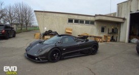 Video: Watch EVO Founder Harry Metcalfe Drive Pagani Zonda 760 RS