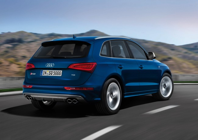 Audi SQ5 TDI With 309bhp Debuts At Le Mans [VIDEO]