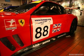 Ferrari 550 GTS Maranello, Le Mans GTS class winner in 2003