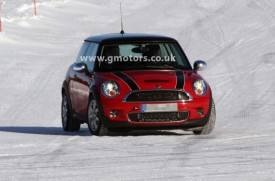 MINI Cooper S AWD Hybrid Prototype Spied In Sweden