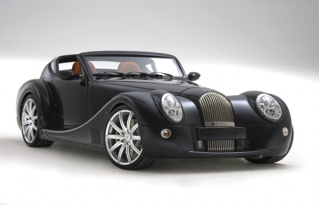 Morgan is Britain's Favourite Car Maker
