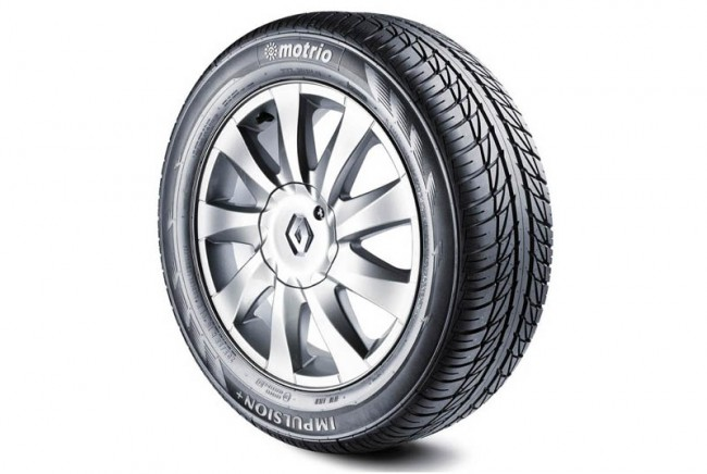 Renault Launches Its Own Line Of Tyres