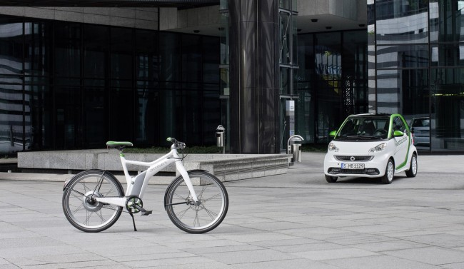 Smart Ebike Available To Pre-order Now, Priced At £2,495