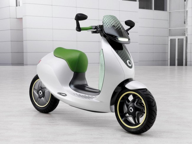 Smart Escooter Confirmed For Production, Market Launch In 2014