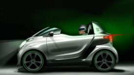 Smart Forspeed Electric Vehicle Concept Revealed