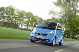 Smart ForTwo Edition Iceshine Revealed