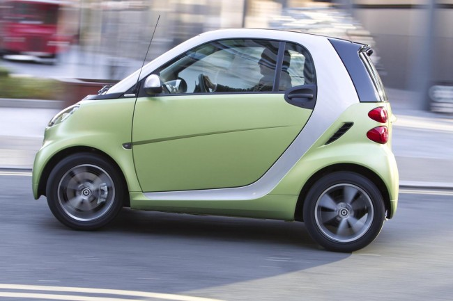 Smart Announces ForTwo Lightshine Special Edition