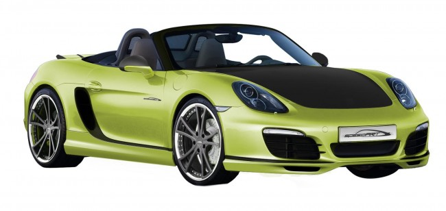 speedART SP81-R Based On The New Porsche Boxster