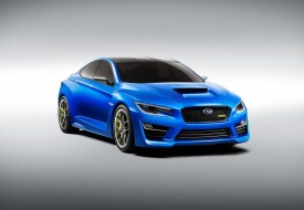 Subaru WRX Concept design explained by design chief Osamu Namba [video]