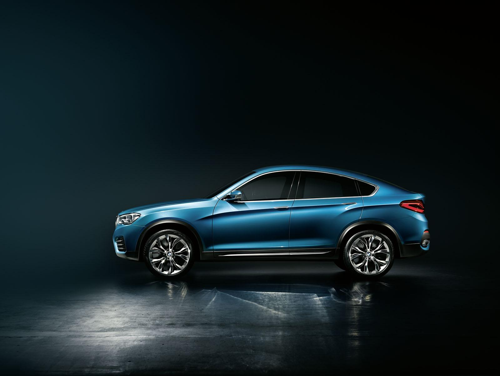 2014 BMW X4 Concept official 4