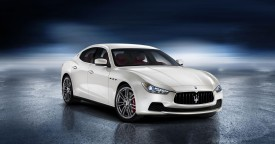 Maserati Ghibli revealed ahead of Shanghai debut