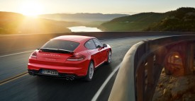 2014 Porsche Panamera and Panamera E-Hybrid revealed [video]