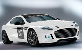 Aston Martin Hybrid Hydrogen Rapide S to race at 24 Hours of Nürburgring