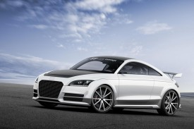 Audi TT ultra quattro concept revealed ahead of Wrthersee Tour 2013