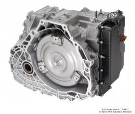 Ford and General Motors join forces to develop 9- and 10-speed automatic transmissions