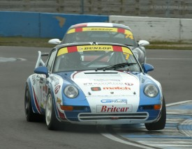 Rich Bennett took both Production Sportscar Series wins