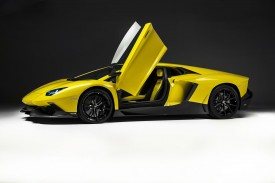 Lamborghini Aventador LP 720-4 50 Anniversario Edition Revealed
