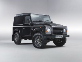 Land Rover Defender LXV Special Edition announced