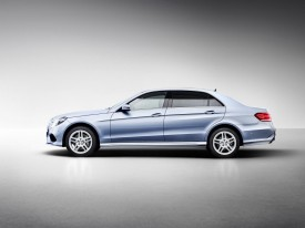 Mercedes-Benz E-Class long wheelbase debuts in Shanghai