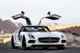 Mercedes SLS AMG Black Series priced from £229,985
