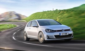 New Volkswagen Golf GTI priced from £25,845