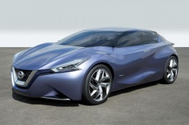Nissan Friend-Me concept debuts at the Shanghai Auto Show