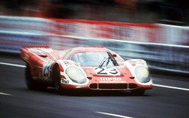 Porsche returns to Le Mans in 2014, remembers the 1971 season and the 917 [video]